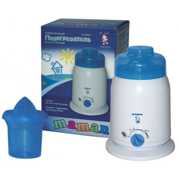 Подогреватель детского питания Maman LS-B202