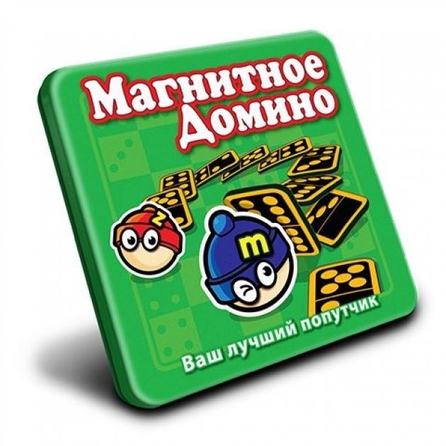 Магнитная игра Mack Zack MT010 Домино