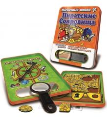 Магнитная игра Mack Zack SP TRE Пиратские Сокровища