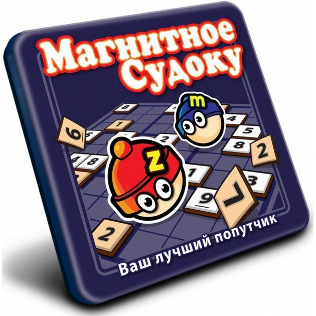 Магнитная игра Mack Zack MT017 Судоку