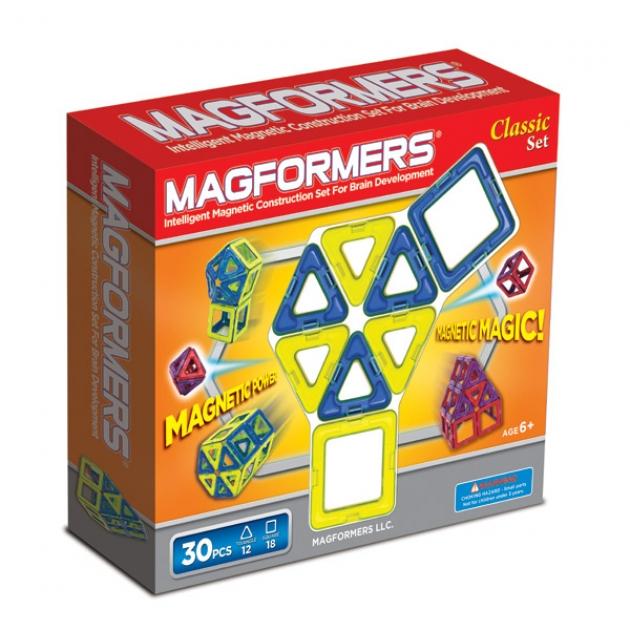 Магнитный конструктор Magformers 30 63068