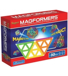 Magformers 63078 Super 30