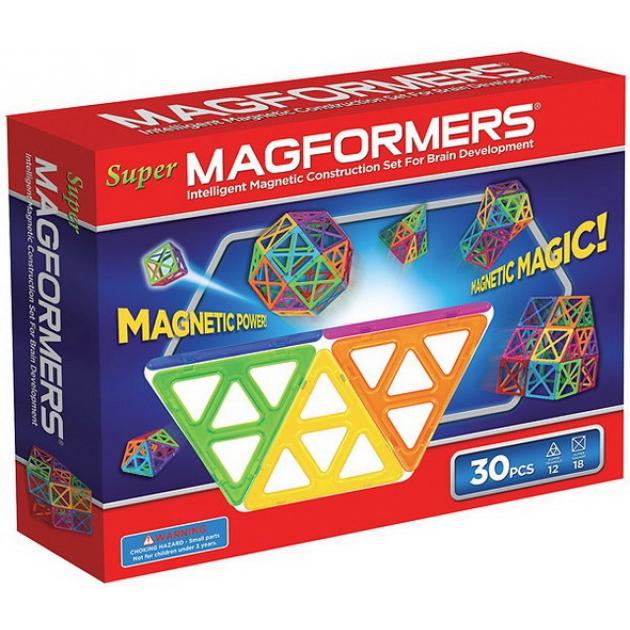 Магнитный конструктор Magformers супер набор 63078/701008