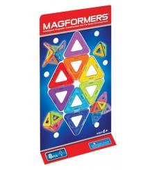 Магнитный конструктор Magformers треугольники 8 63085...