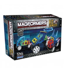Магнитный конструктор Magformers с пультом управления 63091/707003