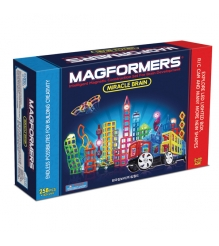 Магнитный конструктор Magformers Miracle Brain set 63093/710005...