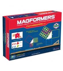 Магнитный конструктор Magformers Пифагор 63113/711003