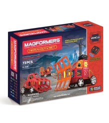 Магнитный конструктор Magformers 63139/707007 Heavy Duty Set