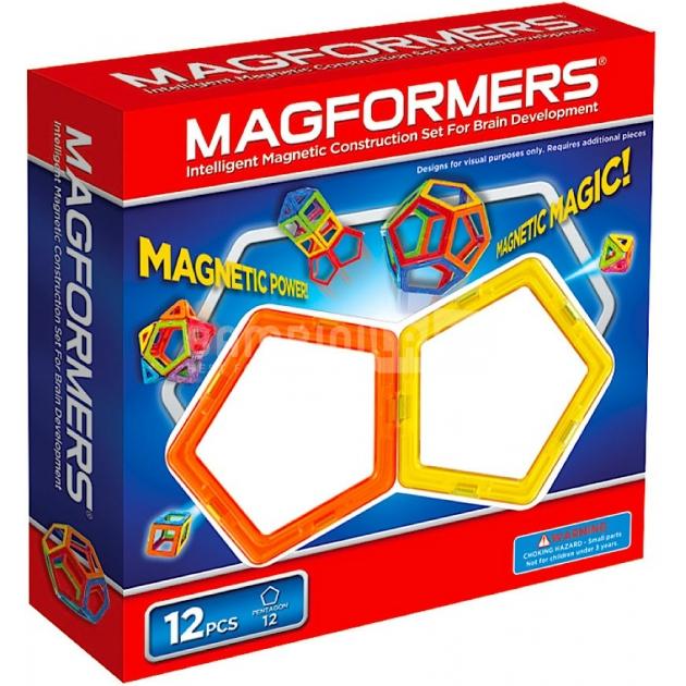 Магнитный конструктор Magformers 12 63071/701009