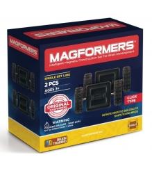 Магнитный конструктор Magformers Click Wheels 713009