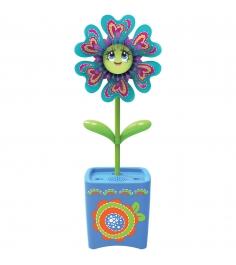 Волшебный цветок Magic Blooms с заколкой для волос...