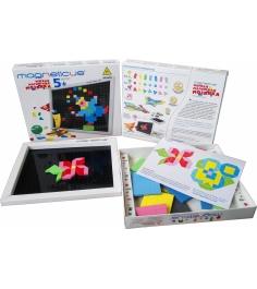 Игровой набор Magneticus Мозаика 220 элементов MM-0220...