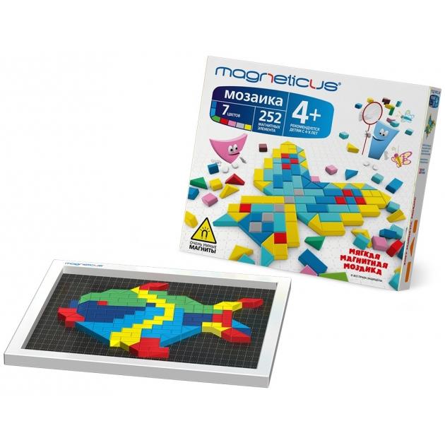 Игровой набор Magneticus Мозаика 252 элемента MM-250