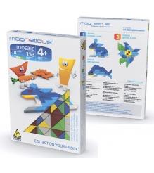 Игровой набор Magneticus Мини Мозаика Кролик MM-02BL...