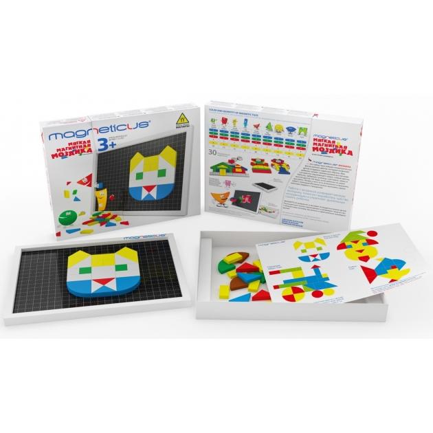Игровой набор Magneticus Мозаика 145 элементов MM-146