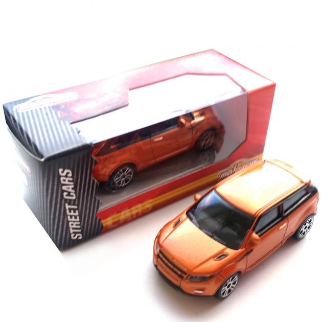 Коллекционная машинка Majorette Range Rover 7.5 см 205279