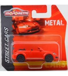 Коллекционная машинка Majorette Volkswagen кабриолет красная 7.5 см 205279...
