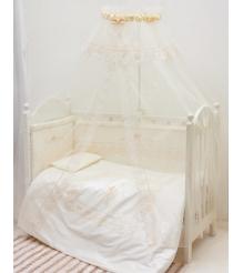Комплект в кроватку 6 предметов Makkaroni Kids Family Kingdom