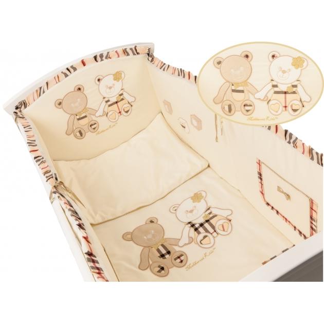 Комплект в кроватку 6 предметов Makkaroni Kids (Маккарони Кидс) Trendy