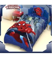 Детское постельное белье Marvel Человек Паук 1149318...