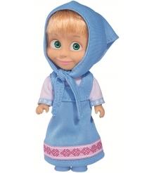 Кукла Маша в голубом сарафане Маша и Медведь 9301678