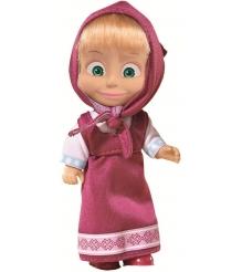 Кукла Маша в розовом сарафане Маша и Медведь 9301678...