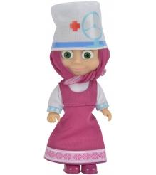 Кукла Маша в наряде врача Маша и Медведь 9301680