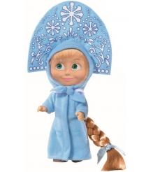 Кукла Маша в наряде снегурочки Маша и Медведь 9301680...