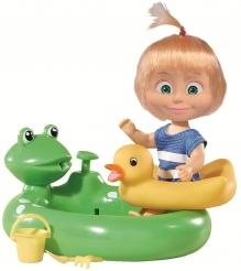 Кукла Маша с бассейном Маша и Медведь 9301698