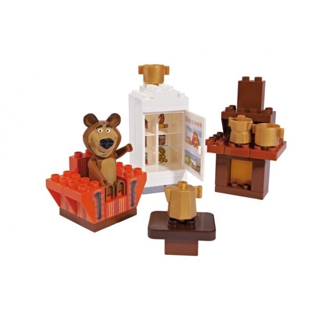 Конструктор Маша и Медведь Кухня Мишки 800057093