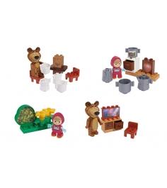 Конструктор Маша и Медведь стартовый набор 800057090...
