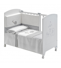 Бортик в кроватку 120х60 Micuna Elephant TX-1744...