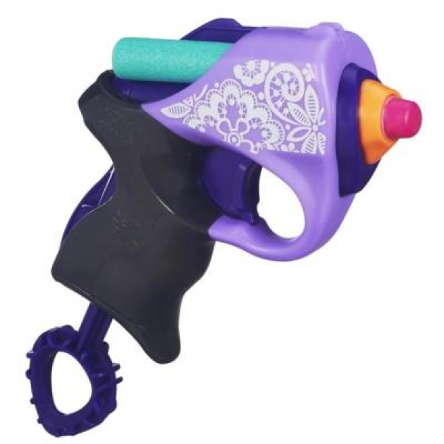 Nerf Rebelle Мини бластер фиолетовый A6925