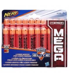 Nerf Комплект стрел мега 20 штук B0085...