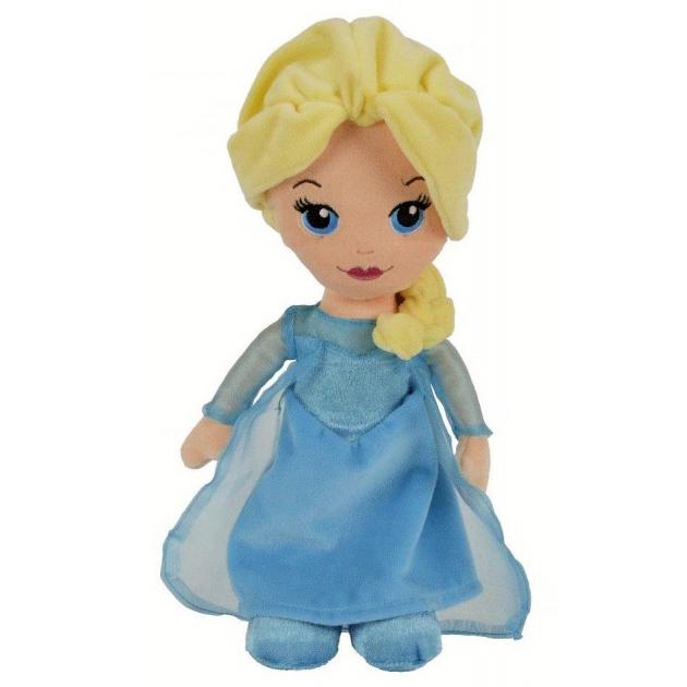 Мягкая игрушка Nicotoy Эльза 25см 5873249