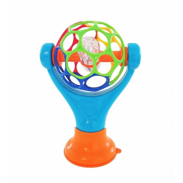 Развивающая игрушка на присоске Oball 81529