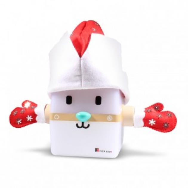 Детская настольная лампа Picassoi IRO Новогодний