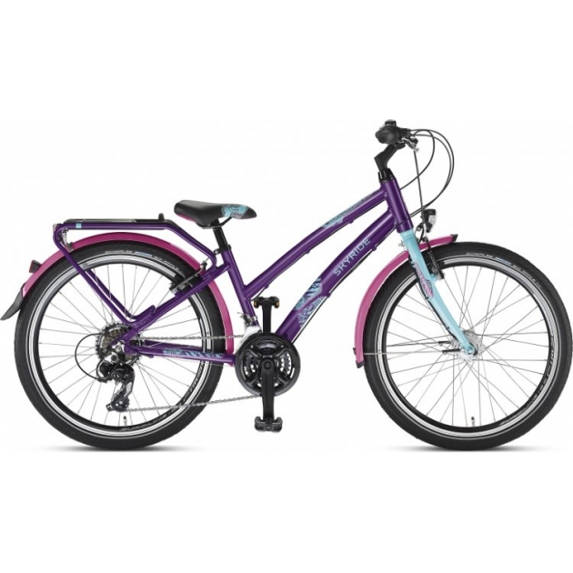 Двухколесный велосипед Puky Skyride 24-21 Alu light 4869