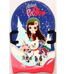 Ледянка Papajoy Snowstorm Little Pet Shop 85 см 53202