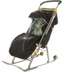 Детские санки коляска Papajoy Ника Детям 1