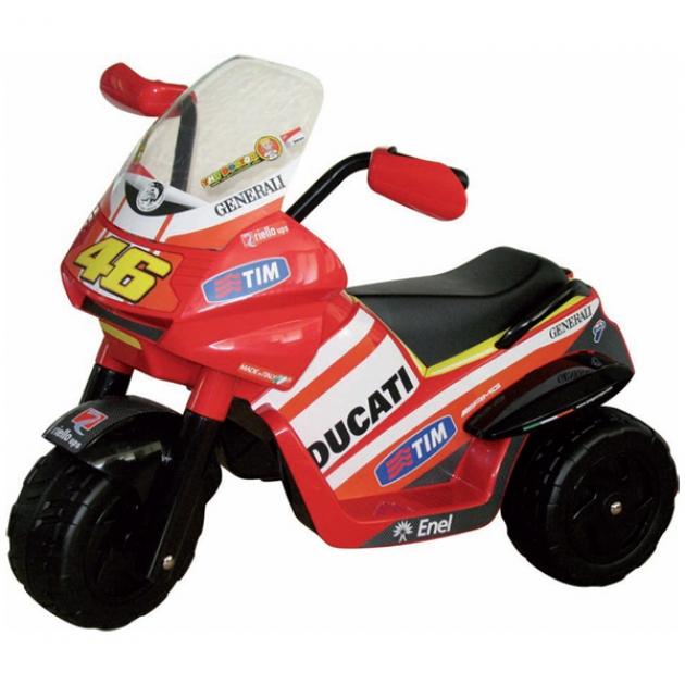 Электромобиль трицикл Peg Perego ED0916 Raider Rossi