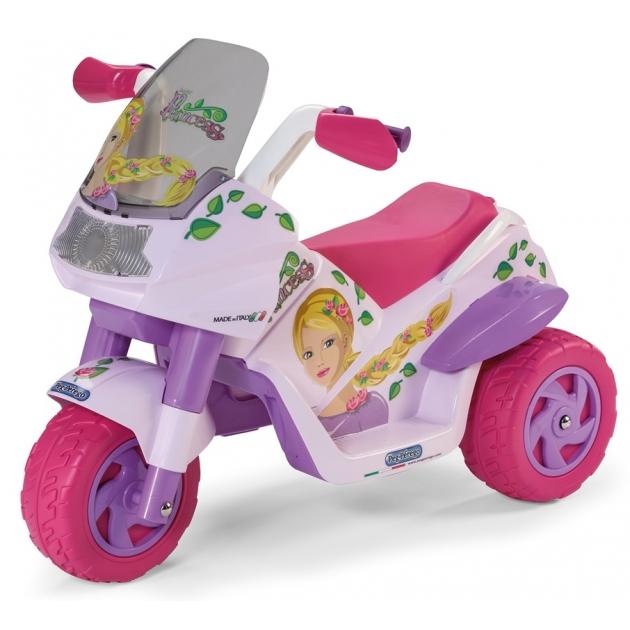 Электромобиль трицикл Peg Perego Raider Princess ED0917