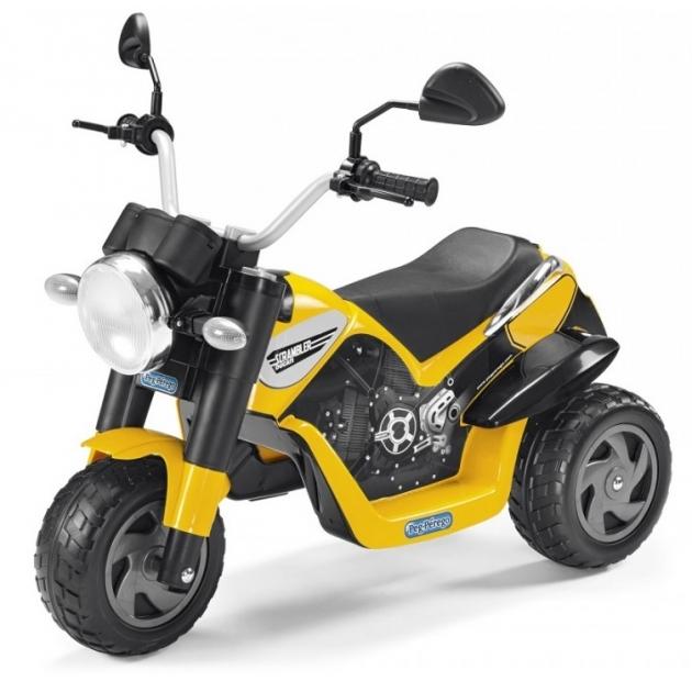 Электромобиль трицикл Peg Perego Scrambler ED0920