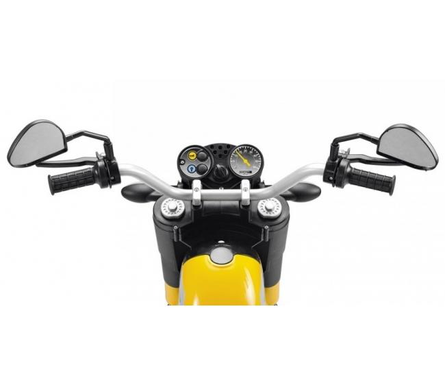 Электромобиль Peg-Perego ED0920 Scrambler