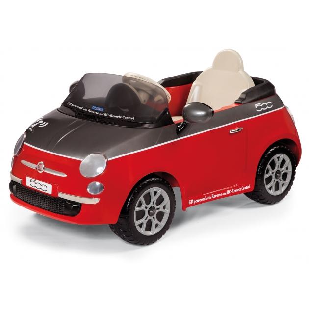 Электромобиль Peg Perego Fiat 500 red ED1161