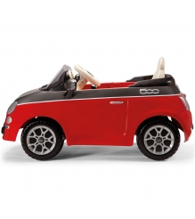 Электромобиль Peg Perego Fiat 500 red (на р/у) ED1163