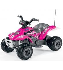 Электромобиль квадроцикл Peg Perego Corral Bearcat Pink ED1166...