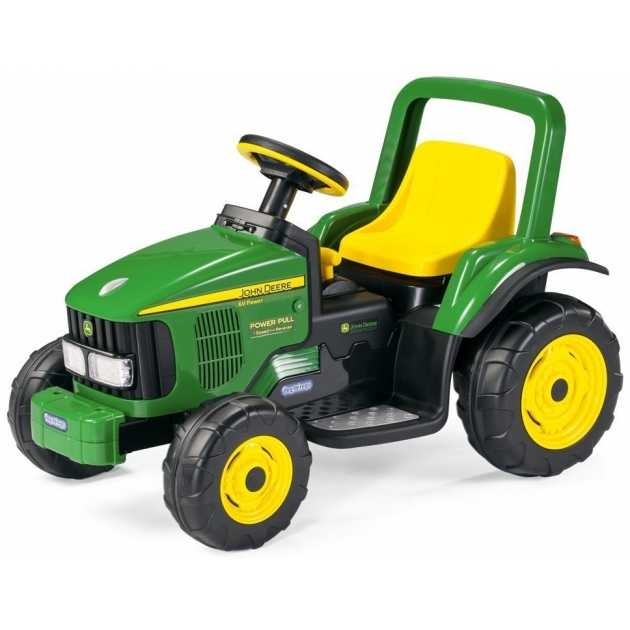 Электротрактор Peg Perego JD Power Pull Tractor ED1167