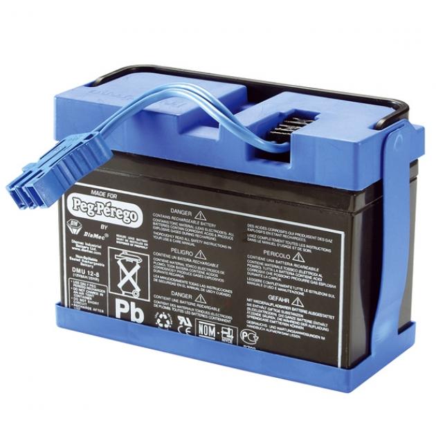 Аккумулятор для детских электромобилей Peg Perego 12B 8 А/ч IAKB0014