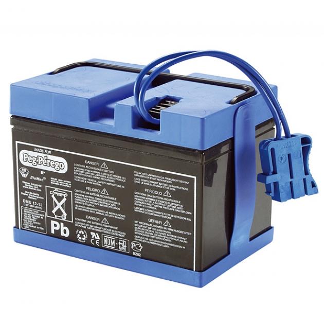 Аккумулятор для детских электромобилей Peg Perego 12В 12 А/ч IAKB0015